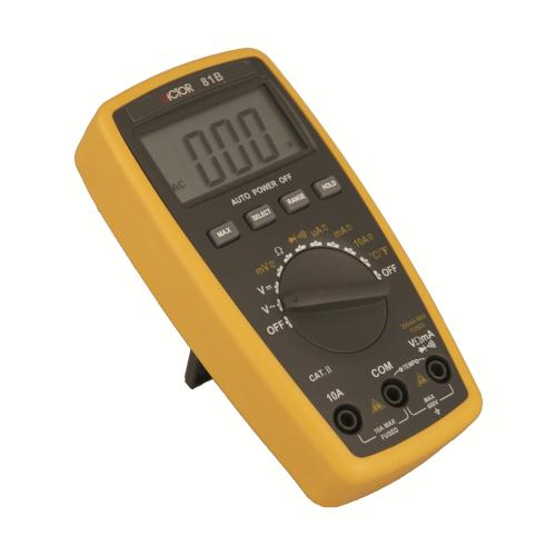 MULTIMETER AUTO RANGE